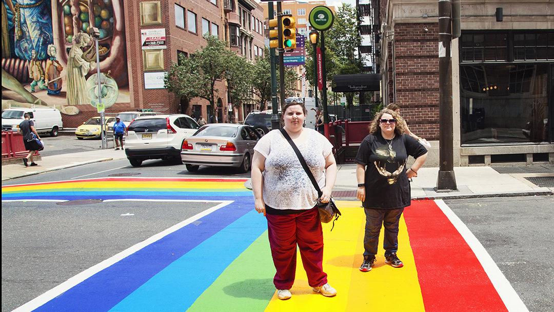 Pride is Alive in Philadelphia, PA