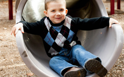 Sometimes…. You just gotta slide! NJ Family Portraits