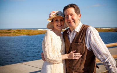 What a Great Way to Celebrate Your Anniversary! NJ Wedding Photographer