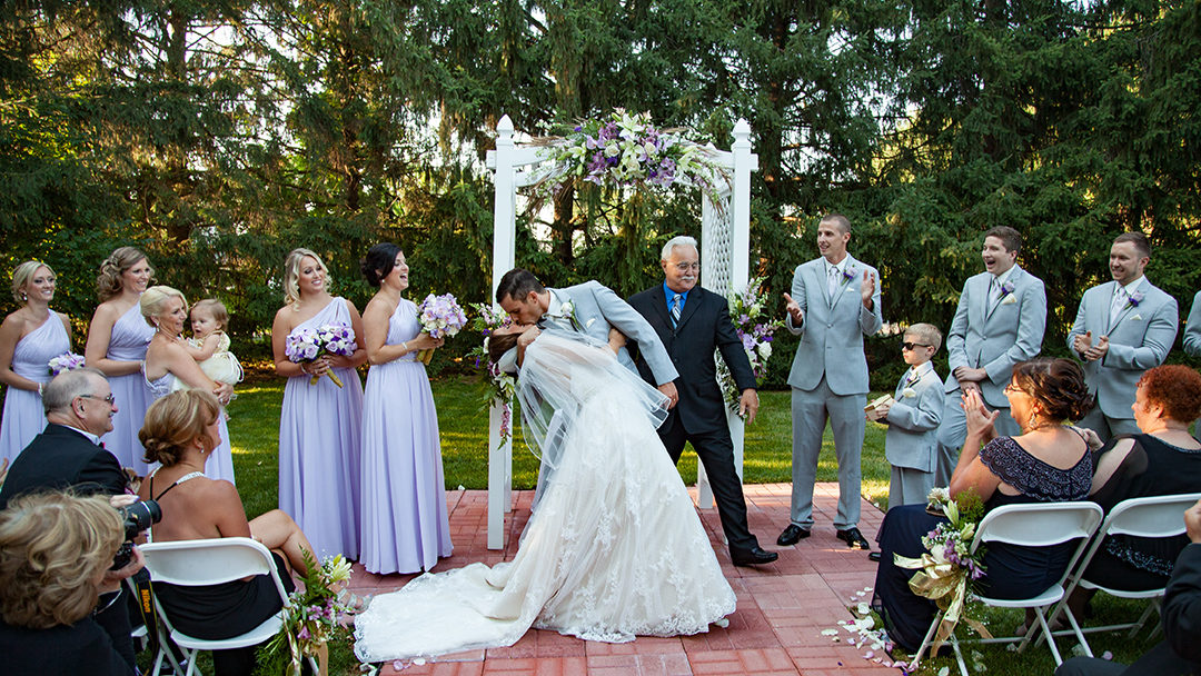 Renee and Kevin- Bensalem, PA Wedding at La Luna Banquet Hall