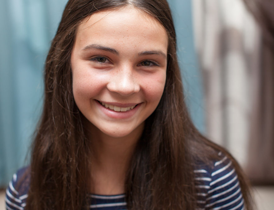 Terrific Teen- Emily