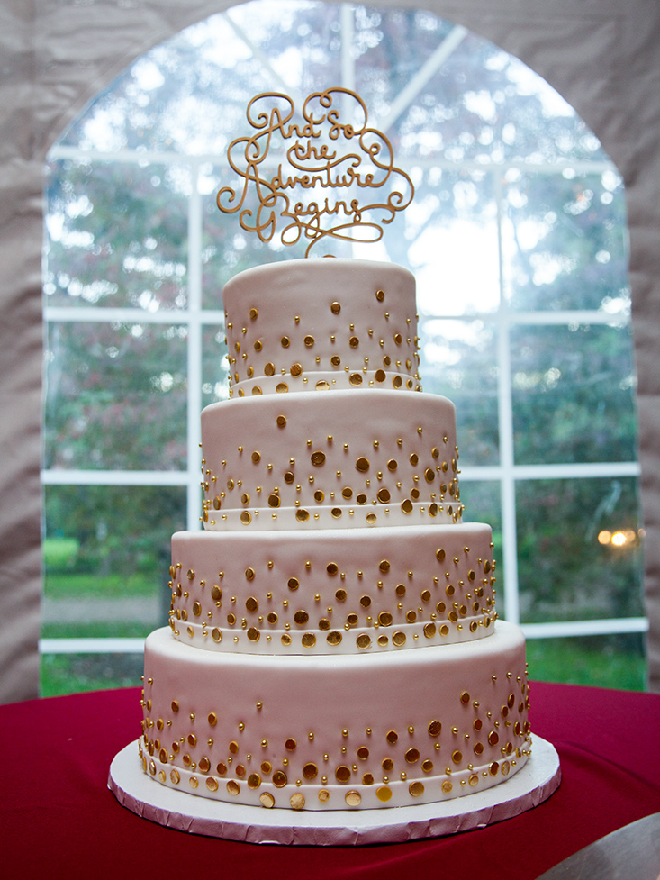 Wedding Cake in Mercer County, NJ