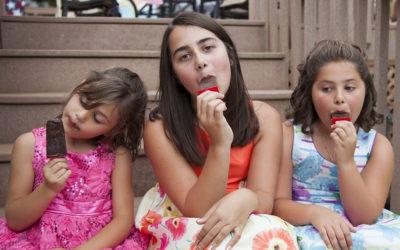 Ready for Warmer Weather? NJ Kids Portraits
