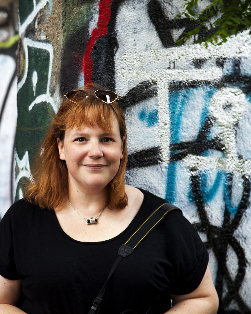 Suzanne Freeman