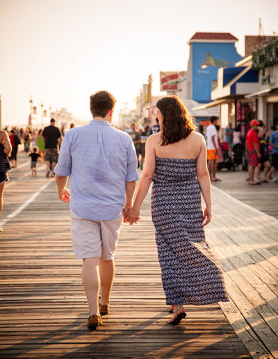 Ocean City, NJ Engagement Session