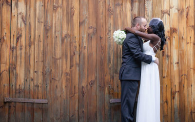 Gorgeous October Wedding Portraits in Smithville Park, Eastampton, NJ