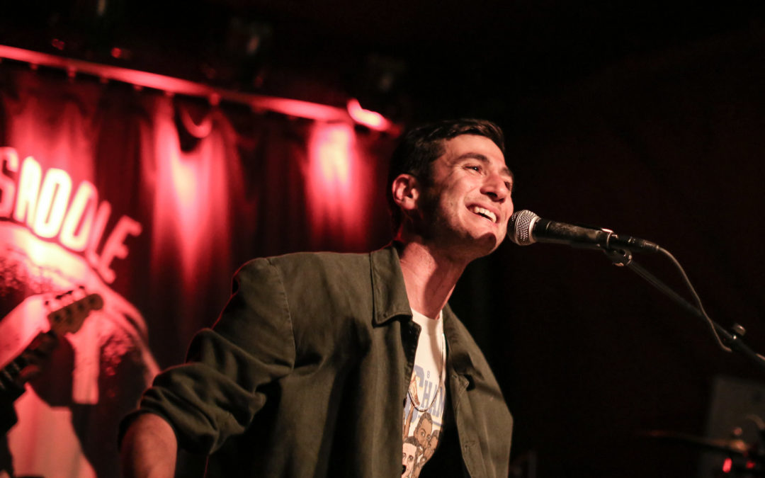 Joey Dosik at Boot and Saddle