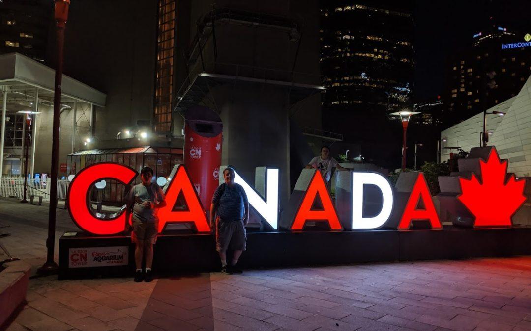 Canadian Road Trip- Toronto, ON