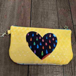 Cheerful Clutch Bag