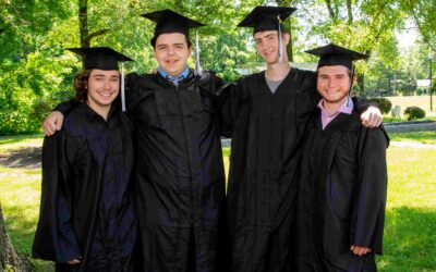 Buddies Graduation Session