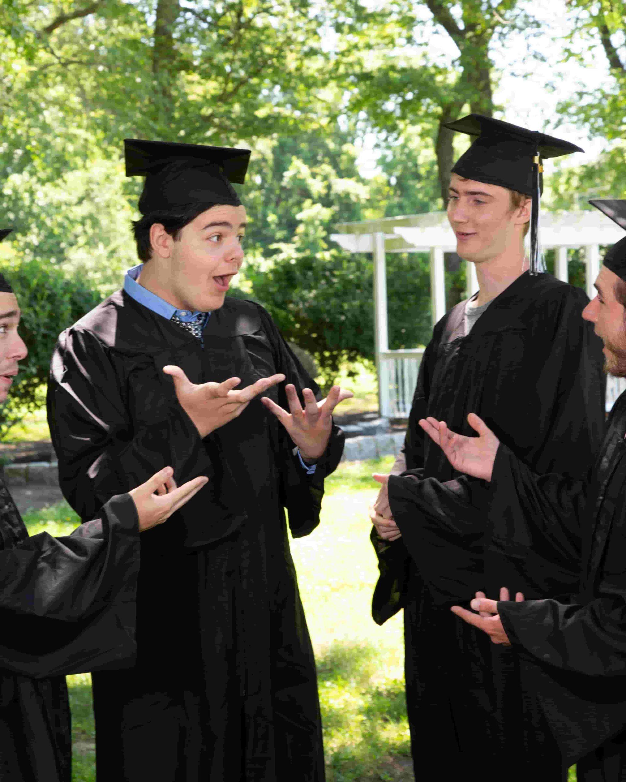 Graduation Pictures Burlington